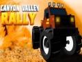Игра Canyon Valley Rally