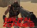 Игра Brutal Zombies
