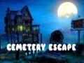 Игра Cemetery Escape