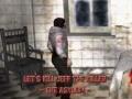 Игра Let's Kill Jeff The Killer The Asylum