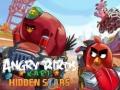 Игра Angry Birds Kart Hidden Stars
