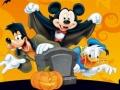 Игра Disney Halloween Jigsaw Puzzle