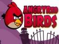 Игра Angry Red Birds Halloween