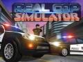 Spēle Real Cop Simulator