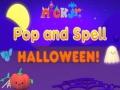 Игра Nick Jr. Halloween Pop and Spell