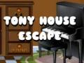 Ігра Tony House Escape