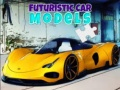 Ігра Futuristic Car Models