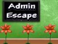 Игра Admin Escape