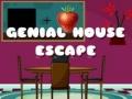 თამაშის Genial House Escape