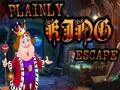 Игра Plainly King Escape
