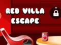 Игра Red Villa Escape