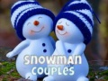Игра Snowman Couples
