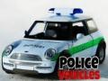 Spēle Police Vehicles