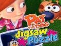 Oyunu Pat the Dog Jigsaw Puzzle