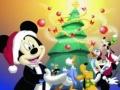 Oyunu Disney Christmas Jigsaw Puzzle 2