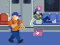Oyunu Subway Fighter