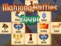 Игра Mahjong Battles Egypt
