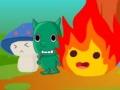 Oyunu Fireball And Waterball Adventure 4