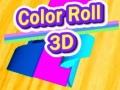Oyunu Color Roll 3D 2