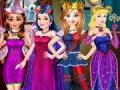 Oyunu Princess Halloween Party Dress Up