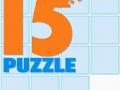 Oyunu 15 Puzzle