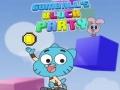 Oyunu The Amazing World of Gumbal Block Party