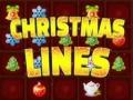 Oyunu Christmas Lines