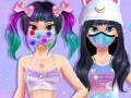 Oyunu Kawaii Skin Routine Mask Makeover