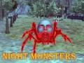 Oyunu Night Monsters