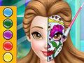 Игра Princess Face Painting Trend