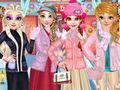 Oyunu Frozen Fashion Dress Up