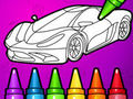 Игра Coloring For Kids