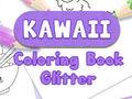 খেলা Kawaii Coloring Book Glitter