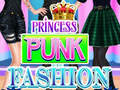Oyunu Princess Punk Fashion
