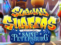 Spel Subway Surfers: Sain Petersburg