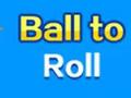 Oyunu Ball To Roll