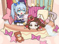 Ойын Lovely Doll Creator