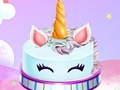 Little Anna Unicorn Cake Make ﺔﺒﻌﻟ
