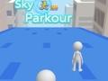 Spēle Sky Parkour 3D