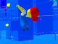 Spēle Parkour Run Race 3D