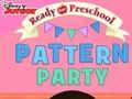 Oyunu Ready for Preschool Pattern Party