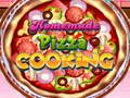 Игра Homemade Pizza Cooking