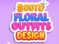 Игра Ootd Floral Outfits Design