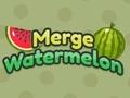 Игра Merge Watermelon