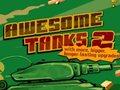 Игра Awesome Tanks 2