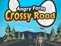 Игра Angry Farm Crossy Road