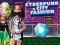Игра Cyberpunk City Fashion