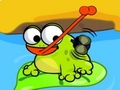 Oyunu Hungry Frog 2