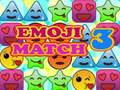 Oyunu Emoji Match 3