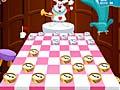 খেলা Checkers of Alice in Wonderland